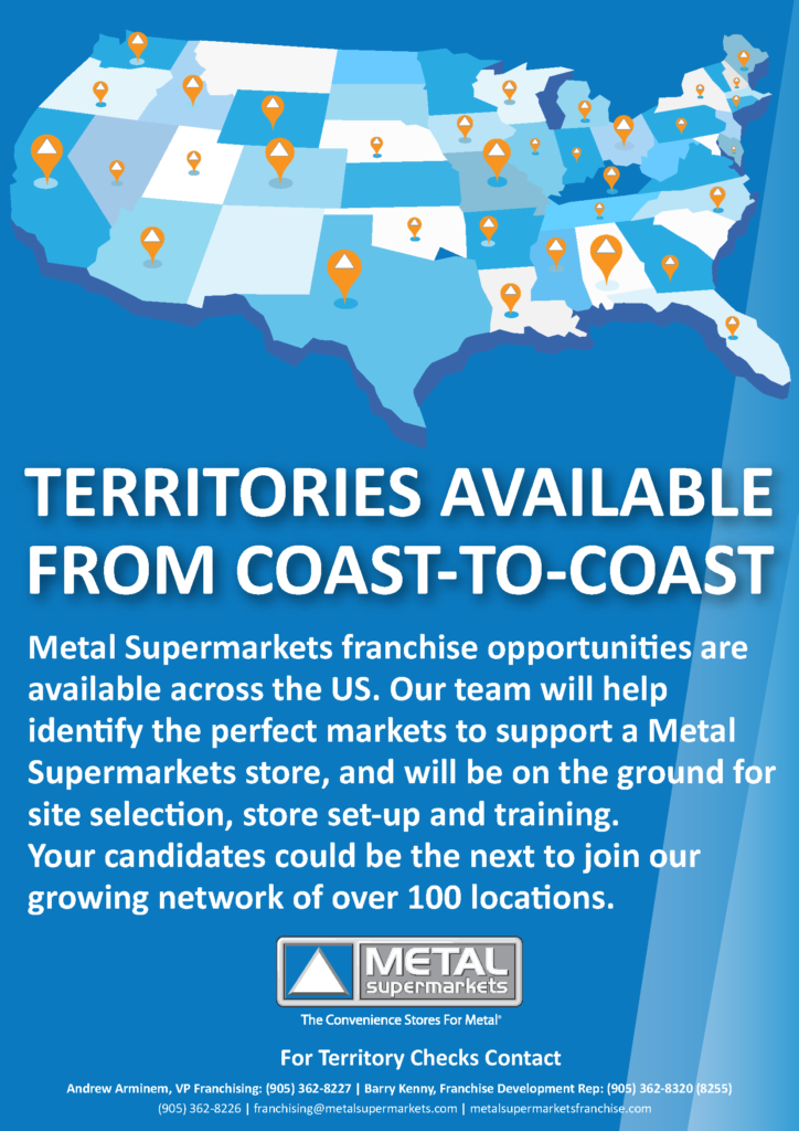 Metal-Supermarkets-Territories